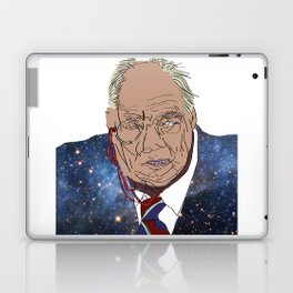 Patrick Moore Laptop & iPad Skin