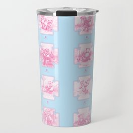 Endangered Love - Panda Sutra Travel Mug