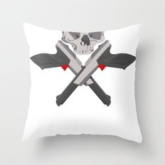 game over. Throw Pillow