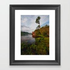 Ullswater Framed Art Print