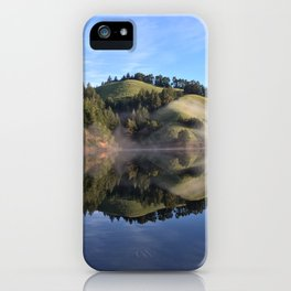Perfection Reflection iPhone Case