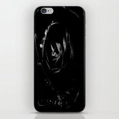 Black Rose iPhone & iPod Skin