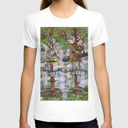 Modern Pixie Kingdom T-shirt