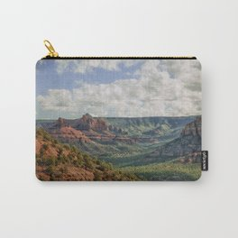 Sedona, Looking East Carry-All Pouch