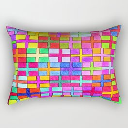Flags Rectangular Pillow