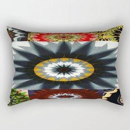 Kaleidoscope Photo Art Rectangular Pillow