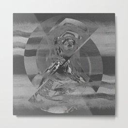 mary vicodin Metal Print