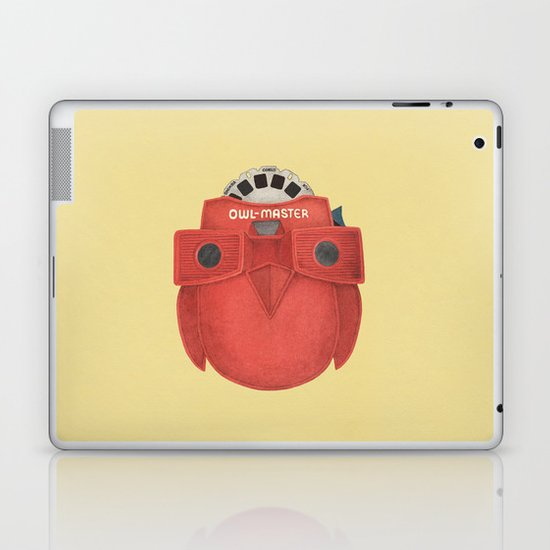 Owl-Master Laptop & iPad Skin
