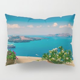 Santorini i Pillow Sham