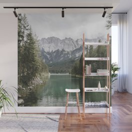 Looks like Canada - landscape photography Wall Mural
