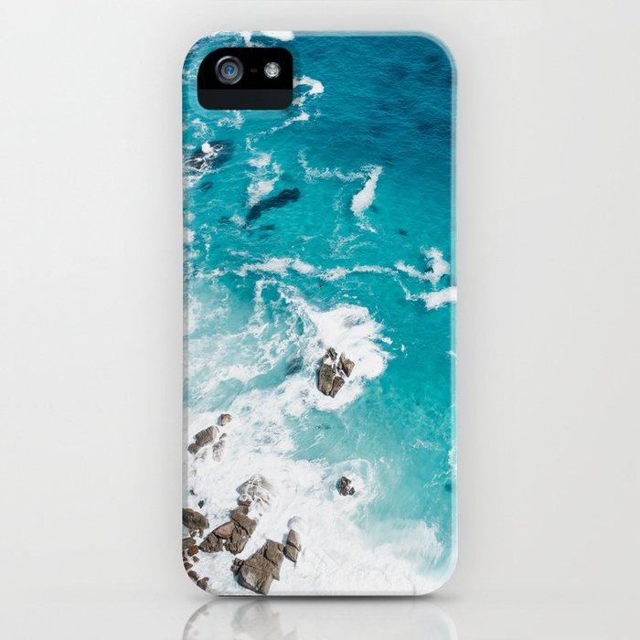 Sea 4 iPhone Case