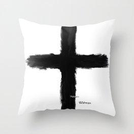 The Crusades - Teutonic Order Throw Pillow