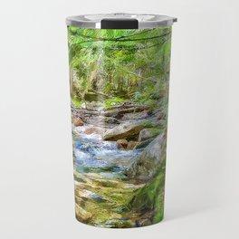 Swift river Travel Mug