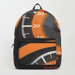 fast eye Backpack