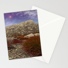 CIELO Y TIERRA Stationery Cards