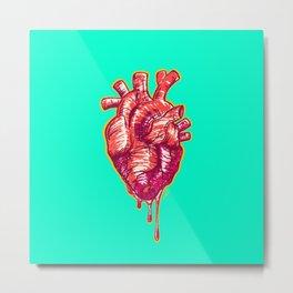 Love Colorful Metal Print