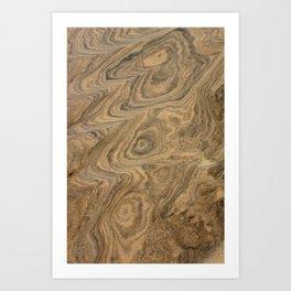 Sand [3] Art Print