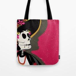 Dia de los Muertos Woman Tote Bag