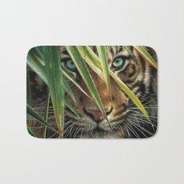 Tiger Eyes Bath Mat