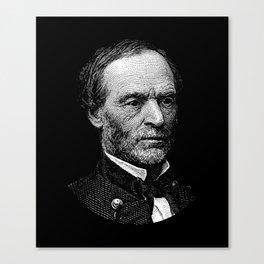 William Tecumseh Sherman Graphic Canvas Print