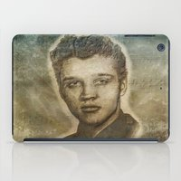 elvis presley iPad Cases featuring Elvis Presley by Dan99