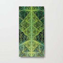 Dissected Octangula Metal Print