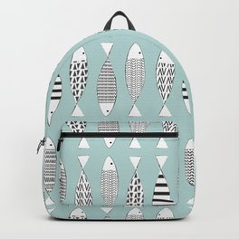 Nordic fish Backpack