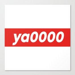 ya0000 Canvas Print