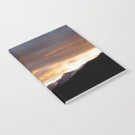 Sunset on Trail Ridge 3 Notebook