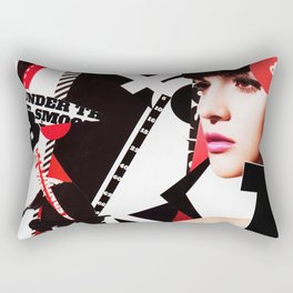 Manifesto #4 Rectangular Pillow