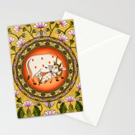 Pichwai art  Stationery Cards