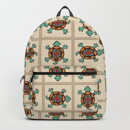 Native american pattern Backpack