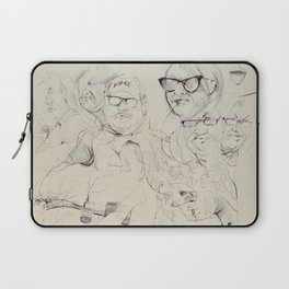 Officer Down Laptop Sleeve