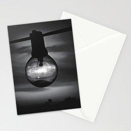 Light My Galaxy Stationery Cards