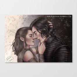 Reylo - Force Bonded Canvas Print