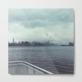 East River, NYC 2015 Metal Print