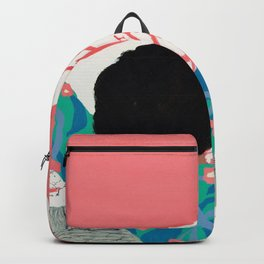 Coach Daydream Japan Mount Fuji Backpack