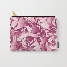 Pattern pink 4 Carry-All Pouch
