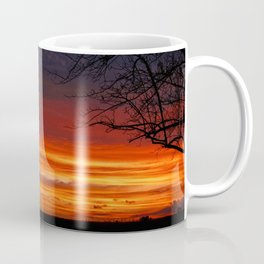 Sunset - Streaky Sky Coffee Mug
