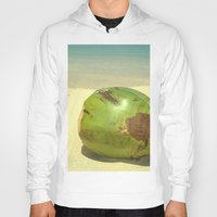 coconut wishes Hoodies featuring Coconut by Michael S.