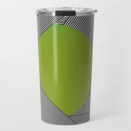 dot & stripes Travel Mug