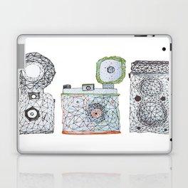 3 is a crowd Laptop & iPad Skin
