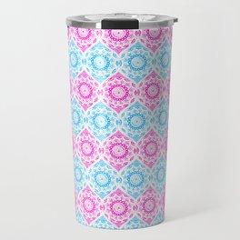 Mandala Series 01 Travel Mug