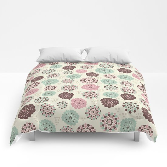 Sweet Mauve Comforters