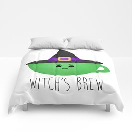 Witch's Brew Comforters