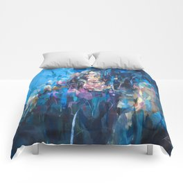Chimera No.1 by Andres kal Comforters