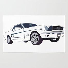 Dream Car Rug