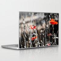 sin city Laptop & iPad Skins featuring Sin City by Irène Sneddon