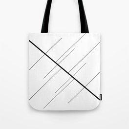 Lines of Me Tote Bag