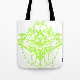 The Beauty of Mirror Tote Bag